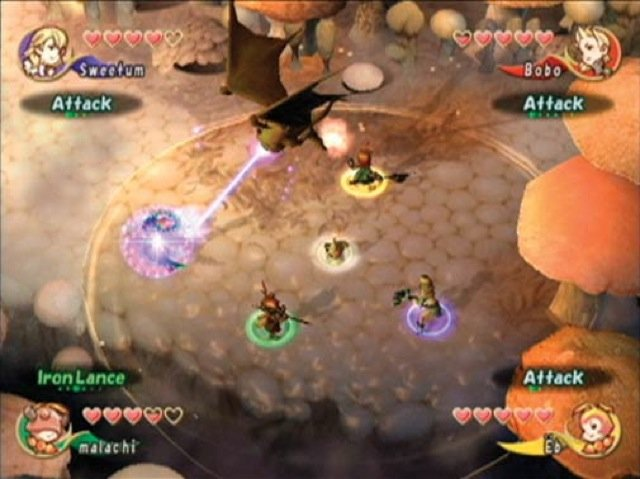 Final Fantasy : Crystal Chronicles Me00004102622