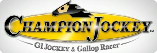 Champion Jockey G1 Jockey and Gallop Racer