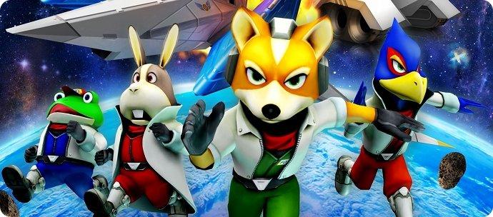 StarFox 64 3D sur 3DS
