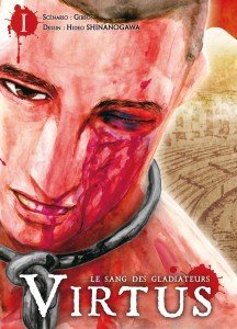 [Critique Manga] Virtus Tome 1-2 dans Critique Virtus-1-216x300