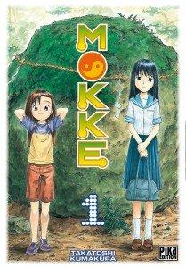 [Critique Manga] Mokke tome 1 dans Critique mokke-209x300