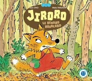 [ACTU] Jiroro : Le renard roublard dans Actu nobinobi-jiroro_couverture