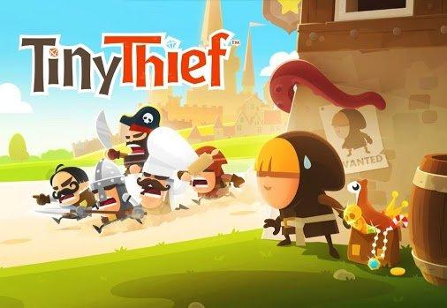 [TEST] Tiny Thief sur iPad dans Apple tiny-thief-ipad-game